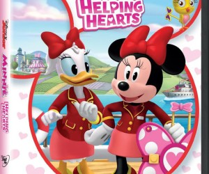 Minnie Helping Hearts #Giveaway #FreeDVD #Sorteo